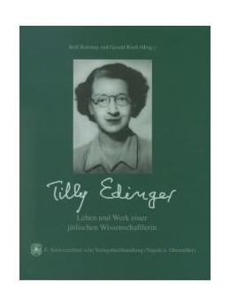 Abbildung von Kohring / Kreft   Tilly Edinger   2003   Leben und Werk einer jüdischen...   76