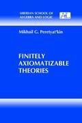 Abbildung von Peretyat'kin | Finitely Axiomatizable Theories | 1997