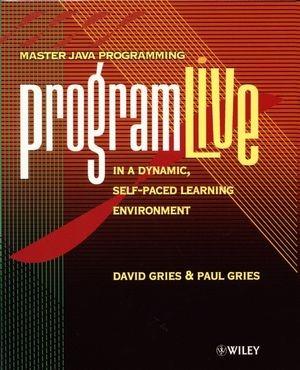Abbildung von Gries / Hall   ProgramLive   2001