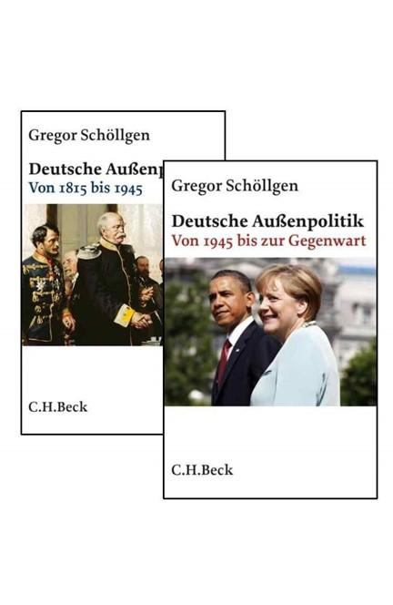 Cover: Gregor Schöllgen, Deutsche Außenpolitik