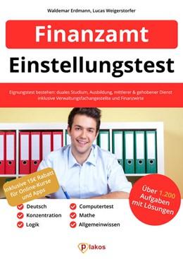 Abbildung von Erdmann / Weigerstorfer | Einstellungstest Finanzamt | 1. Auflage | 2021 | beck-shop.de