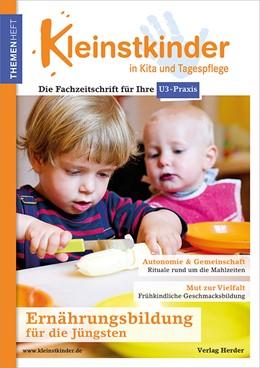 Abbildung von Cramm / Fellmeth | Ernährungsbildung für die Jüngsten | 1. Auflage | 2021 | beck-shop.de