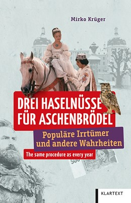 Abbildung von Krüger | Drei Haselnüsse für Aschenbrödel | 1. Auflage | 2021 | beck-shop.de