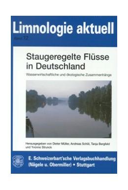 Abbildung von Müller / Schöl / Bergfeld / Strunck | Staugeregelte Flüsse in Deutschland | 2006 | Wasserwirtschaftliche und ökol... | 12