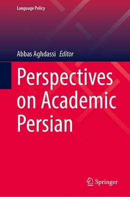 Abbildung von Aghdassi | Perspectives on Academic Persian | 1. Auflage | 2021 | 25 | beck-shop.de