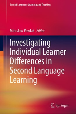 Abbildung von Pawlak | Investigating Individual Learner Differences in Second Language Learning | 1. Auflage | 2021 | beck-shop.de