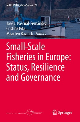 Abbildung von Pascual-Fernández / Pita   Small-Scale Fisheries in Europe: Status, Resilience and Governance   1. Auflage   2021   23   beck-shop.de