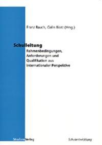 Abbildung von Rauch / Biott   Schulleitung   2003