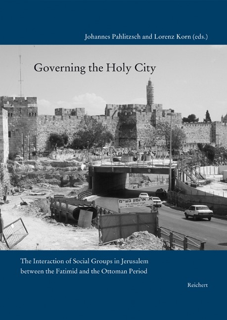 Abbildung von Pahlitzsch / Korn | Governing the Holy City | 2004