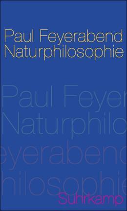 Abbildung von Feyerabend / Heit / Oberheim | Naturphilosophie | 2009