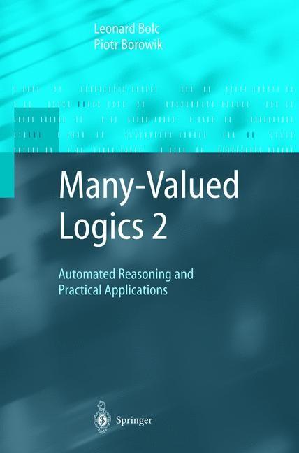Abbildung von Bolc / Borowik | Many-Valued Logics 2 | 2003