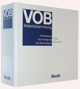 Abbildung von Krüger / Lindemann   VOB-Materialsammlung   1. Auflage   2020   beck-shop.de