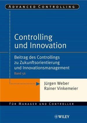 Controlling und Innovation   Weber / Vinkemeier, 2007   Buch (Cover)