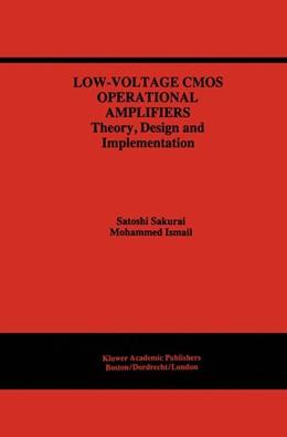 Abbildung von Sakurai / Ismail | Low-Voltage CMOS Operational Amplifiers | 1994