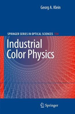 Abbildung von Klein | Industrial Color Physics | 1st Edition. | 2010 | 154
