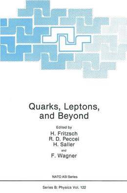 Abbildung von Fritzsch / Peccei / Saller | Quarks, Leptons, and Beyond | 1985 | 122