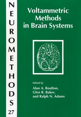 Abbildung von Boulton / Baker / Adams | Voltammetric Methods in Brain Systems | 1995