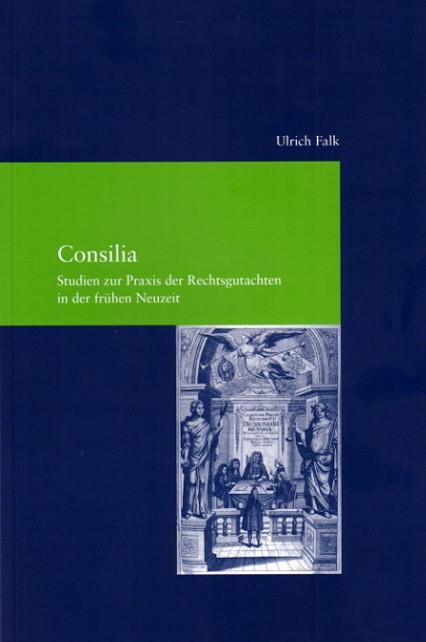 Abbildung von Falk | Consilia | 2006