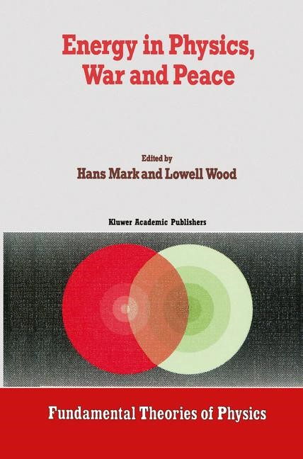 Abbildung von Mark / Wood   Energy in Physics, War and Peace   1988