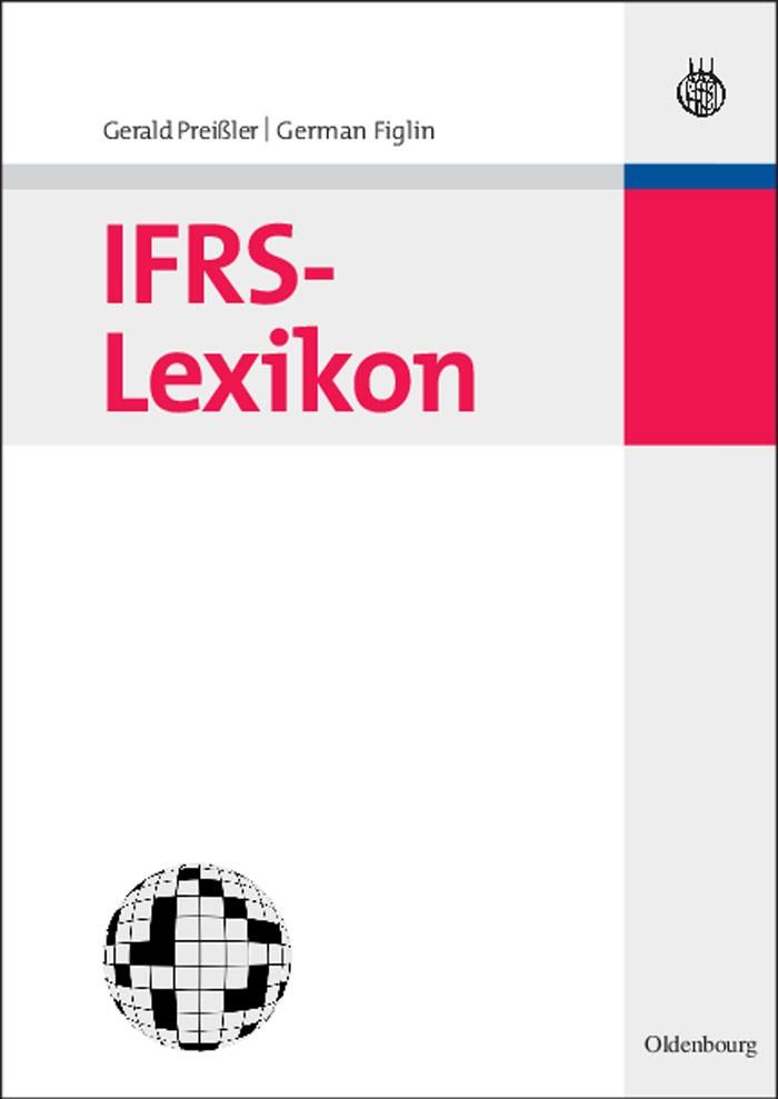Abbildung von Preißler / Figlin | IFRS-Lexikon | 2009