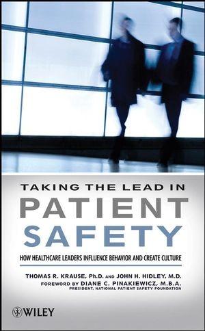 Abbildung von Krause / Hidley | Taking the Lead in Patient Safety | 2008
