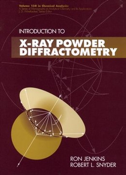 Abbildung von Jenkins / Snyder | Introduction to X-Ray Powder Diffractometry | 1996 | 138