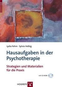 Abbildung von Fehm / Helbig | Hausaufgaben in der Psychotherapie | 2008