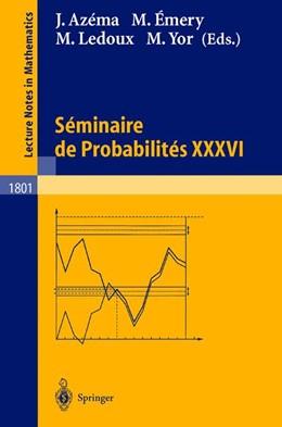 Abbildung von Azéma / Émery / Ledoux / Yor   Séminaire de Probabilités XXXVI   2002