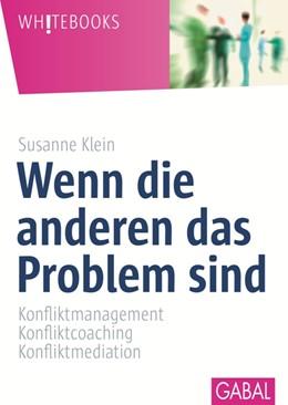 Abbildung von Klein   Wenn die anderen das Problem sind   4. Auflage 2014   2007