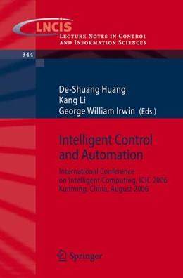 Abbildung von Huang / Irwin | Intelligent Control and Automation | 2006