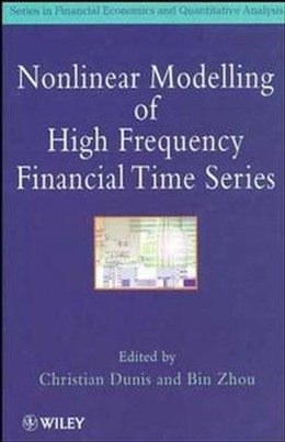 Abbildung von Dunis / Zhou | Nonlinear Modelling of High Frequency Financial Time Series | 1998