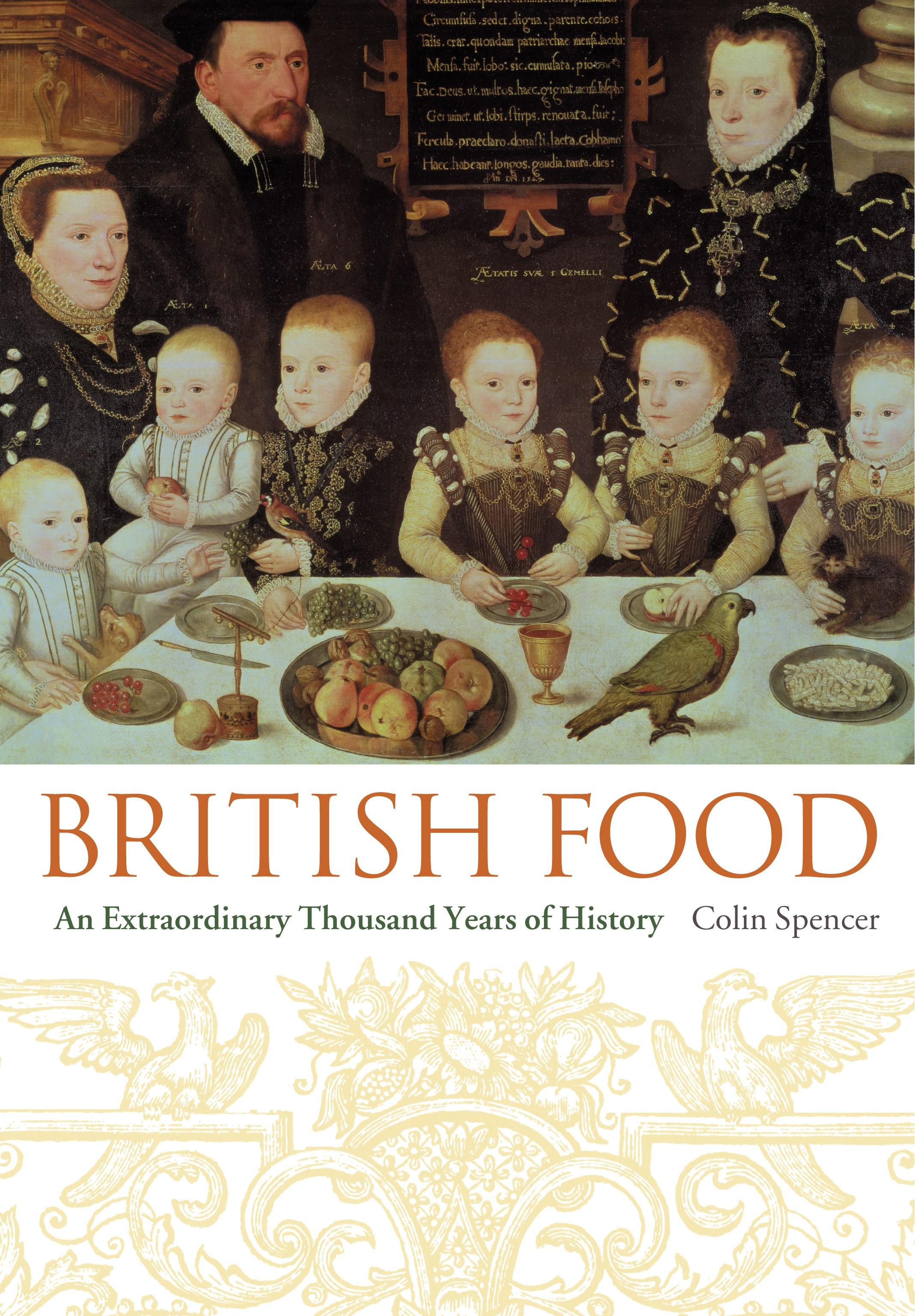 Abbildung von Spencer | British Food | 2003