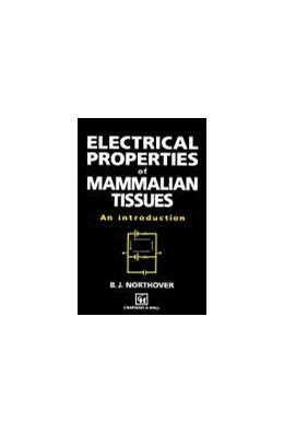 Abbildung von Northover | Electrical Properties of Mammalian Tissues | 1992