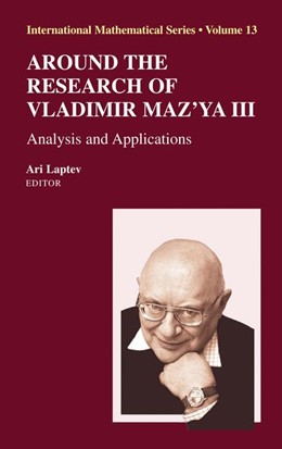 Abbildung von Laptev | Around the Research of Vladimir Maz'ya III | 2010