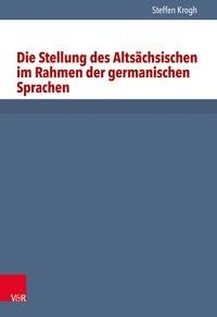 Abbildung von Krogh | Die Stellung des Altsächsischen im Rahmen der germanischen Sprachen | 1996
