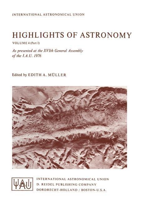 Abbildung von Müller | Highlights of Astronomy | 1977