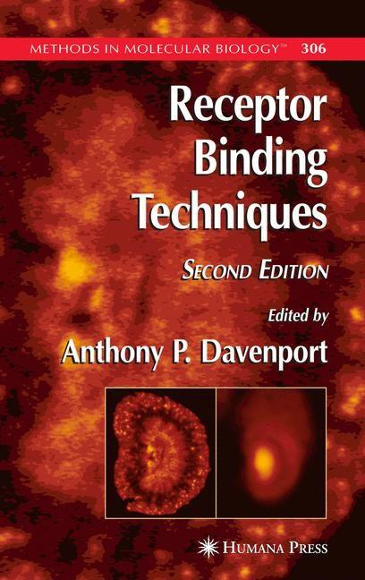 Abbildung von Davenport | Receptor Binding Techniques | 2nd ed. | 2005