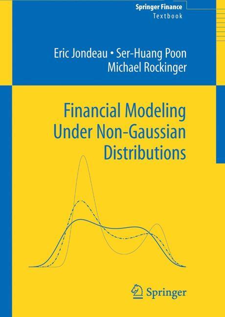 Abbildung von Jondeau / Poon / Rockinger   Financial Modeling Under Non-Gaussian Distributions   1st Edition.   2006