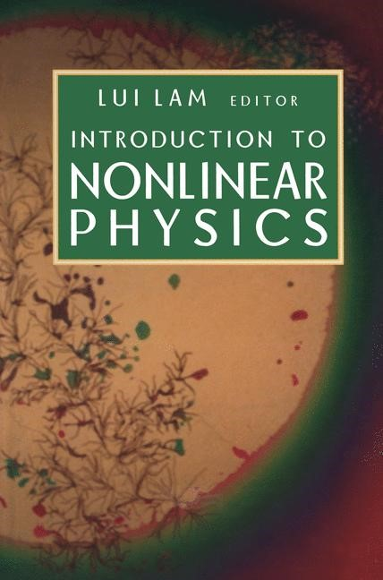 Abbildung von Lam   Introduction to Nonlinear Physics   1st ed. 1996. 2nd printing   2003