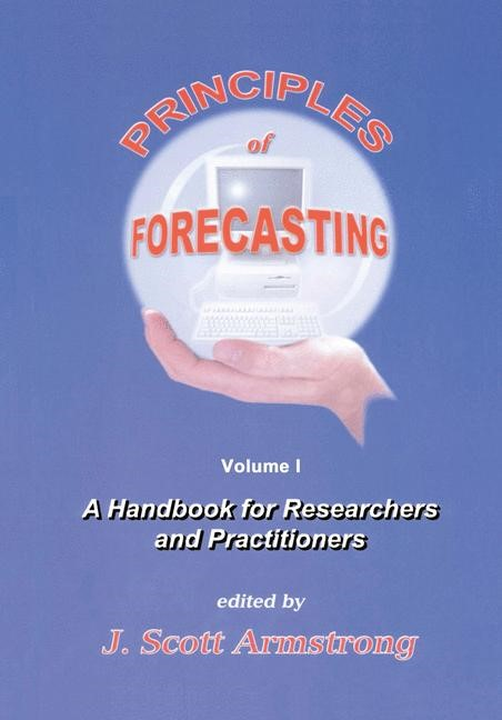 Abbildung von Armstrong   Principles of Forecasting   2001