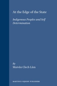 Abbildung von Lâm   At the Edge of the State: Indigenous Peoples and Self Determination   2000