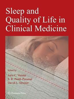 Abbildung von Verster / Pandi-Perumal / Streiner   Sleep and Quality of Life in Clinical Medicine   2008