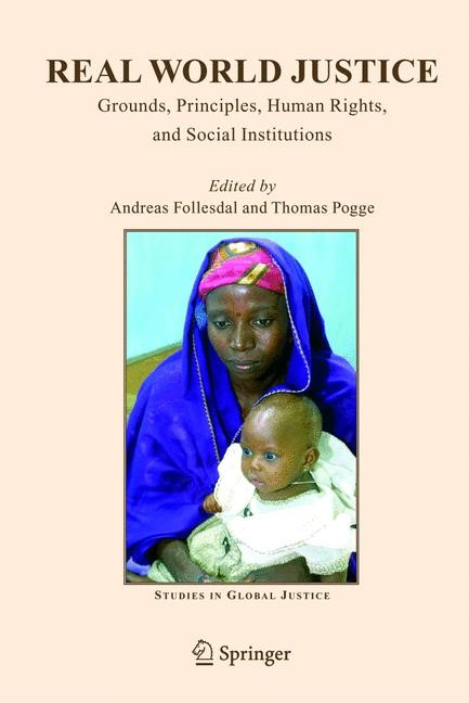 Abbildung von Follesdal / Pogge | Real World Justice | 2005