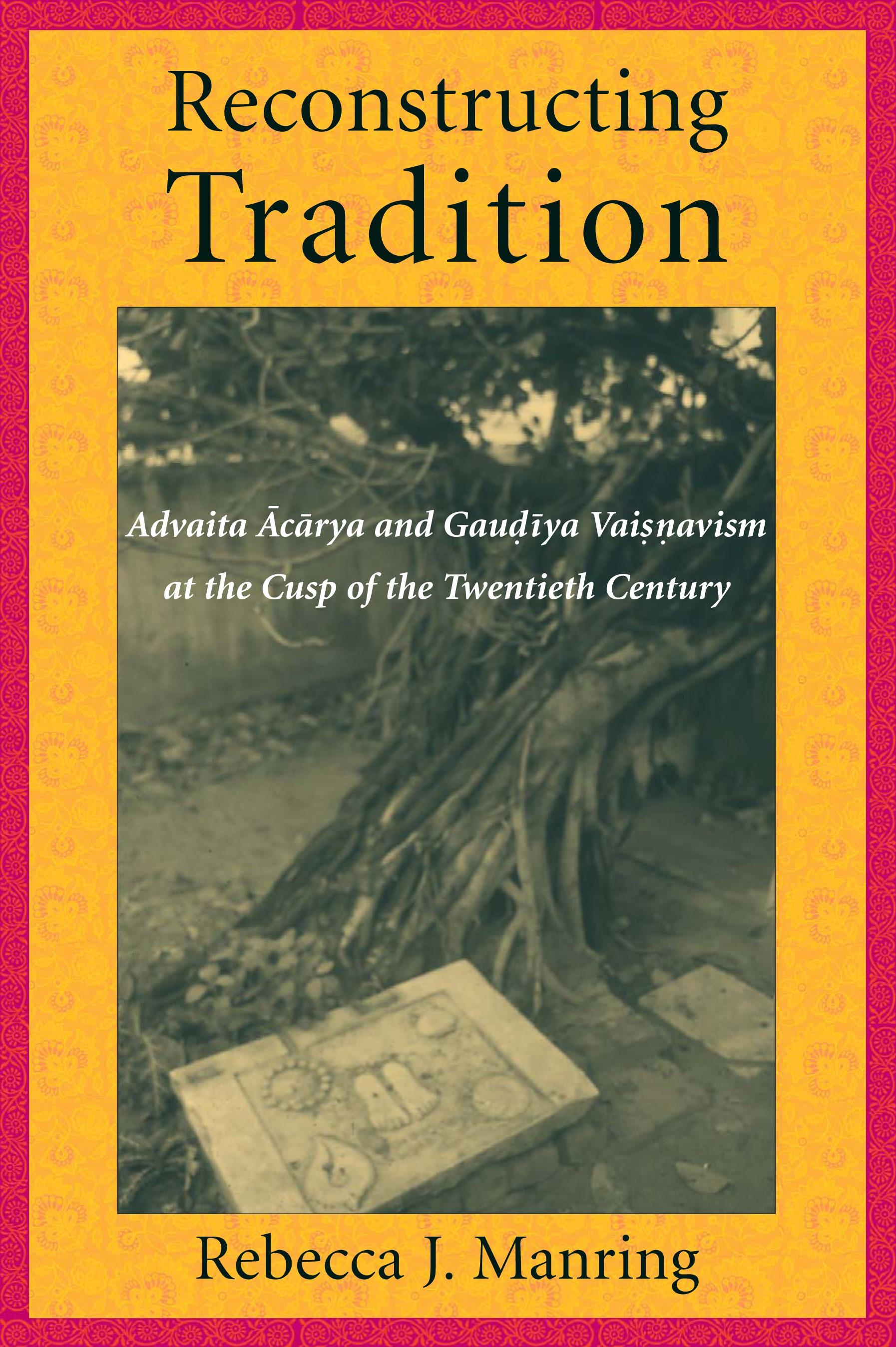 Abbildung von Manring | Reconstructing Tradition | 2005