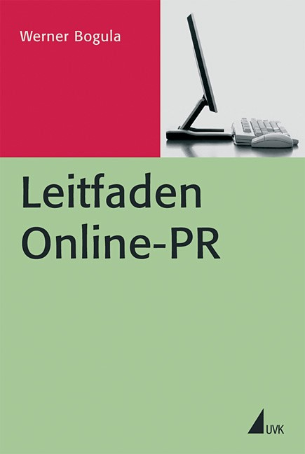 Abbildung von Bogula | Leitfaden Online-PR | 2007