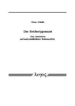Abbildung von Schulle | Das Reichssippenamt | 2001