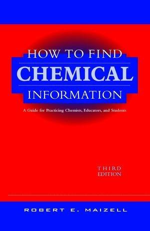 Abbildung von Maizell | How to Find Chemical Information | 1998