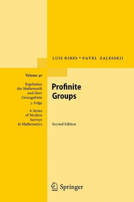 Abbildung von Ribes / Zalesskii | Profinite Groups | 2010
