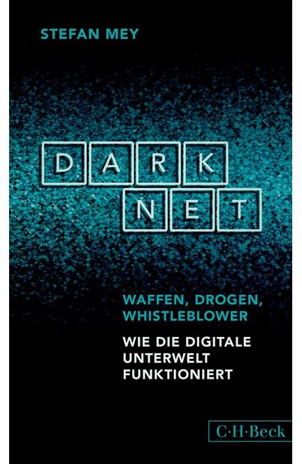Cover: Stefan Mey, Darknet