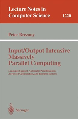 Abbildung von Brezany   Input/Output Intensive Massively Parallel Computing   1997   1220